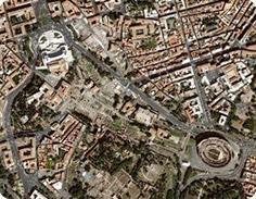 Gammal Karta Italien.Karta Rom Kartor Over Rom